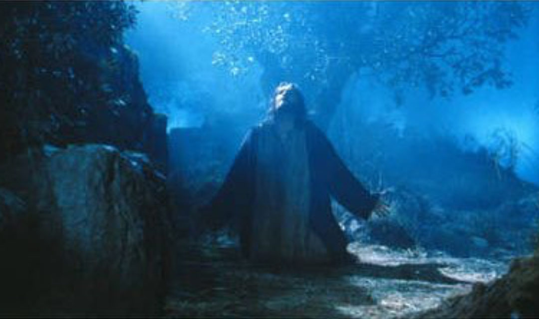 Par sa prière Jésus a évité la mort à La Croix !
