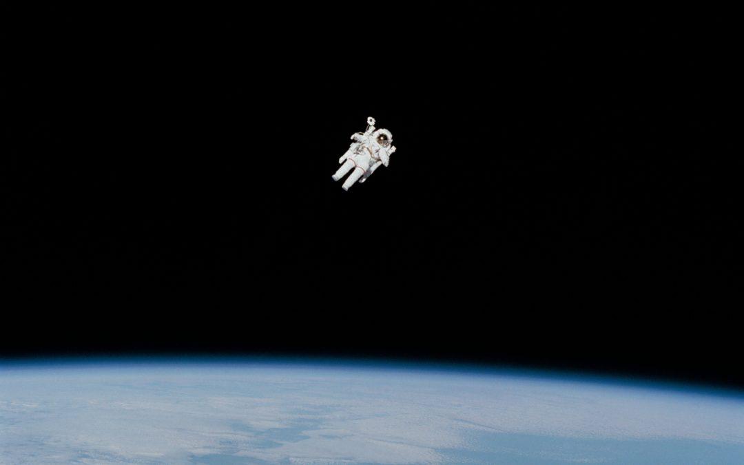 La vision du monde, ca vient de la NASA c'est ça ?